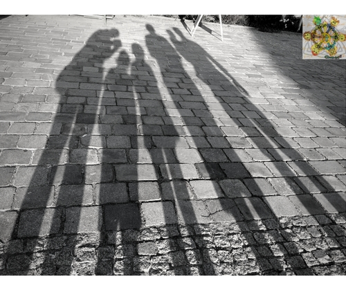 Schattenfoto
