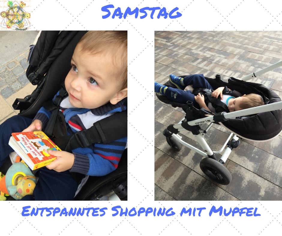 Entspanntes Shopping mit Mupfel