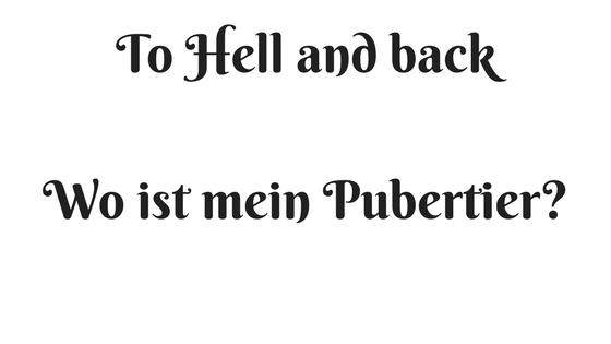 pubertier