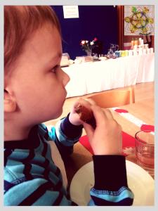 2. Frühstück Muttertagsfeier
