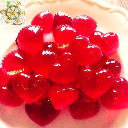 fruchtgummi fertig