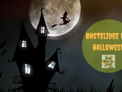 Bastelidee Für Halloween Maske Aus Pappteller Diy Mit