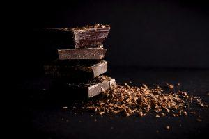 geschwisterstreit um die schokolade