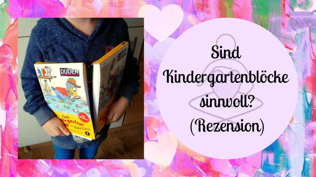 Sind Kindergartenblöcke sinnvoll duden